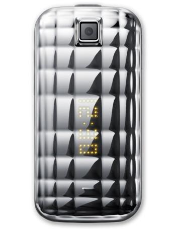 Samsung Diva folder S5150 specs