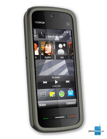 nokia 5235 comes with music specs rh phonearena com