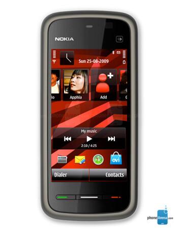 nokia 5235 comes with music us specs rh phonearena com