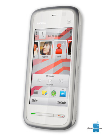 Nokia 5235 Comes With Music US
