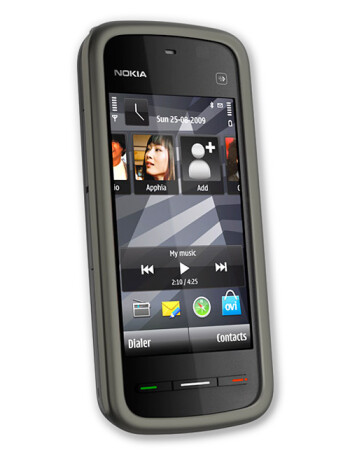 Nokia 5235 Comes With Music Latin America