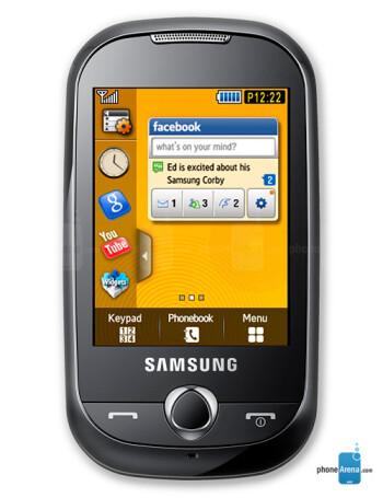 Samsung Corby S3650W