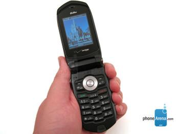 Verizon Wireless Casio G'zOne Rock C731