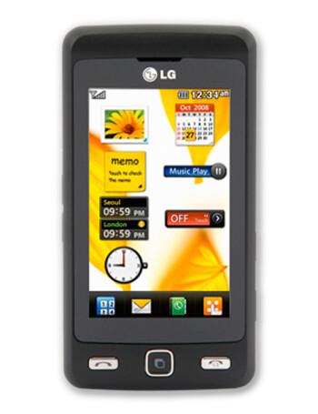 LG Cookie KP501