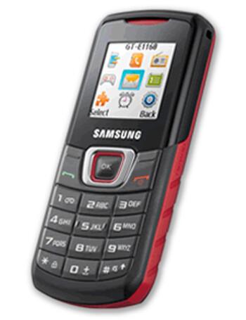 samsung e1160 specs rh phonearena com Samsung Rugby Samsung Refrigerator Problems
