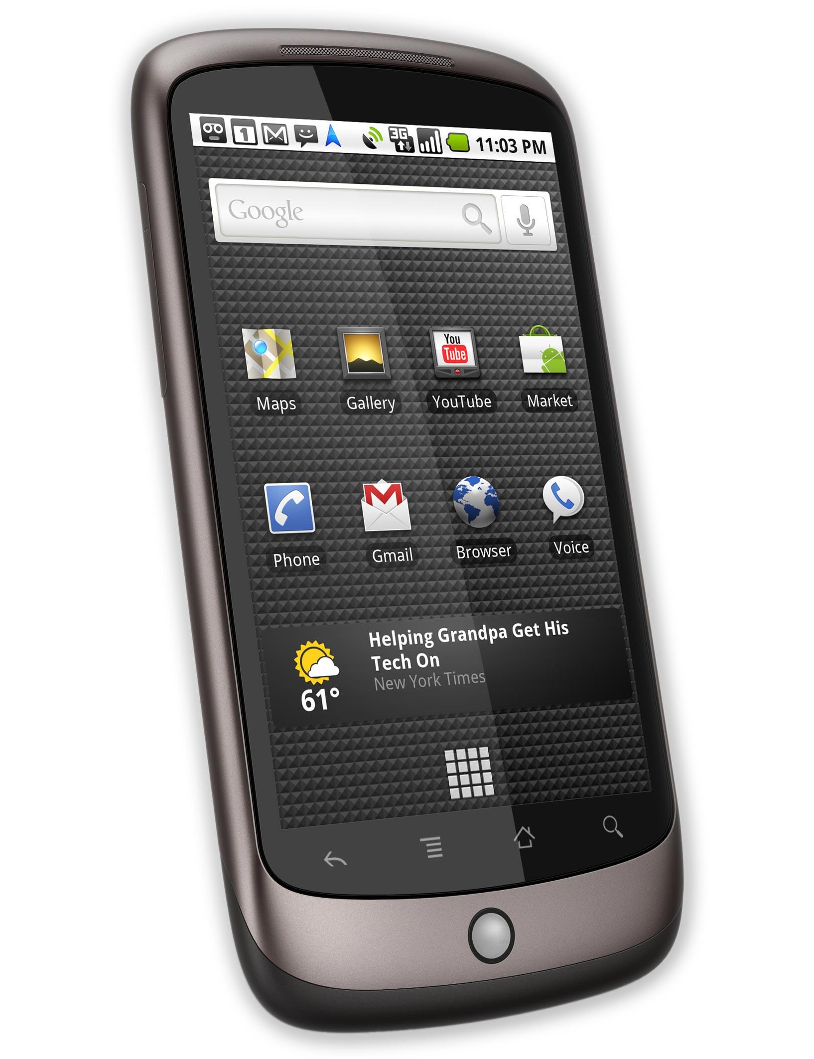 HTC Nexus One CDMA specs