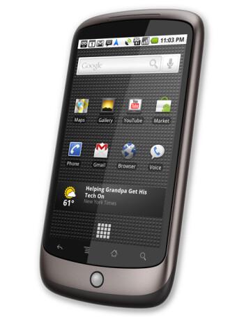 Nexus One CDMA