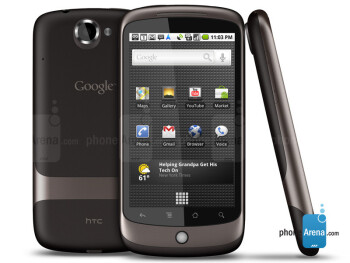 HTC Nexus One CDMA