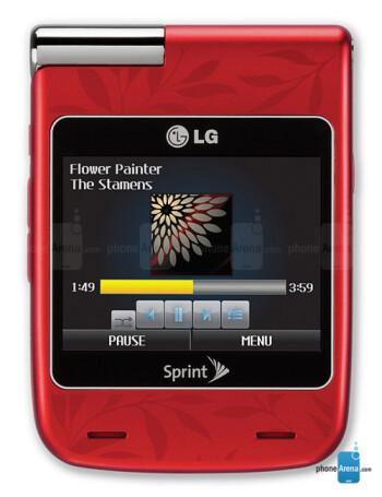 LG Lotus Elite specs