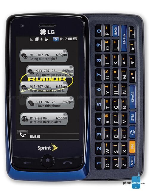 rumor touch manual product user guide instruction u2022 rh testdpc co LG Rumor Touch Skin LG Rumor 2