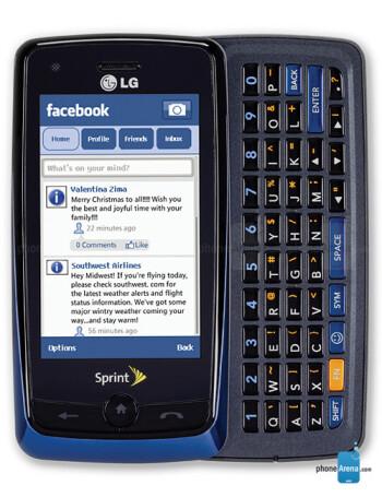 LG Rumor Touch