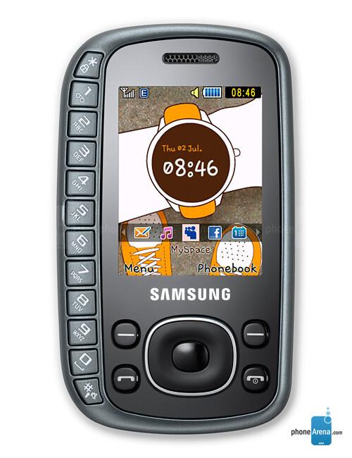 Samsung B3310 specs