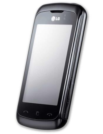 LG KM555