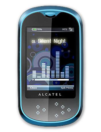 Alcatel OT-708a