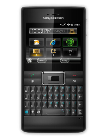 Sony Ericsson W580 pictures, official photos