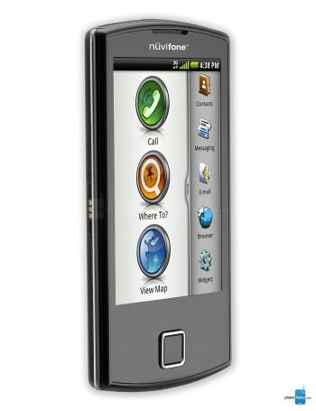 nuvifone A50