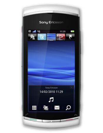 sony ericsson vivaz pro specs rh phonearena com AT&T Sony Ericsson Xperia Sony Ericsson Xperia