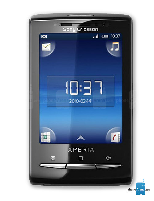 Sony Ericsson Xperia X10 mini full specs