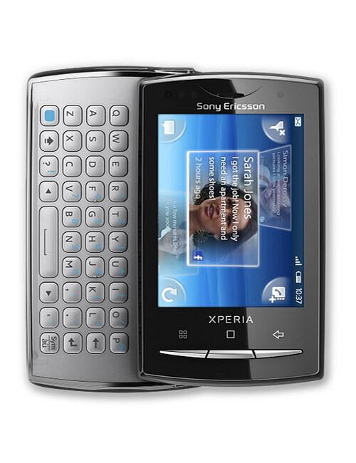 Sony Ericsson Xperia X10 Mini Pro Specs border=