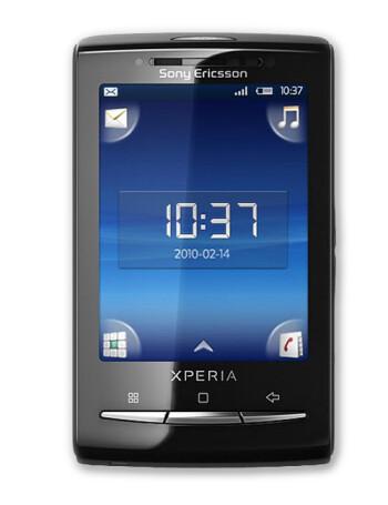 Xperia X10 mini a