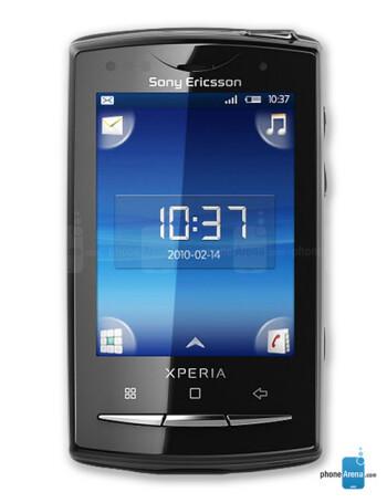 Xperia X10 mini pro a