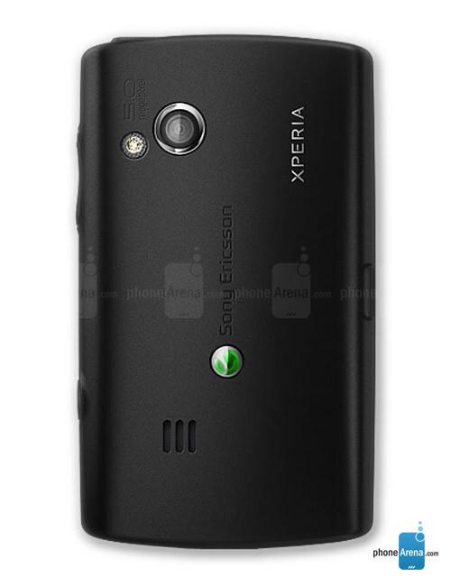 Sony Ericsson Xperia X10 Mini Pro A Specs border=