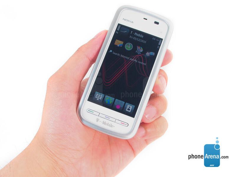 nokia 5230 nuron photos rh phonearena com Nokia 5230 Nuron Cell Phone Charger Nokia Nuron 5230 Touch Screen