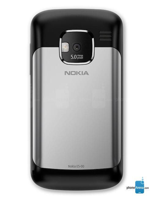 Nokia E5 American version specs