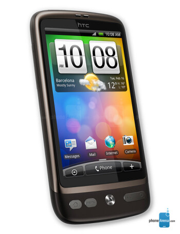 HTC Desire CDMA