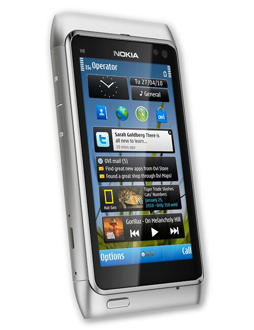 Nokia N8 specs