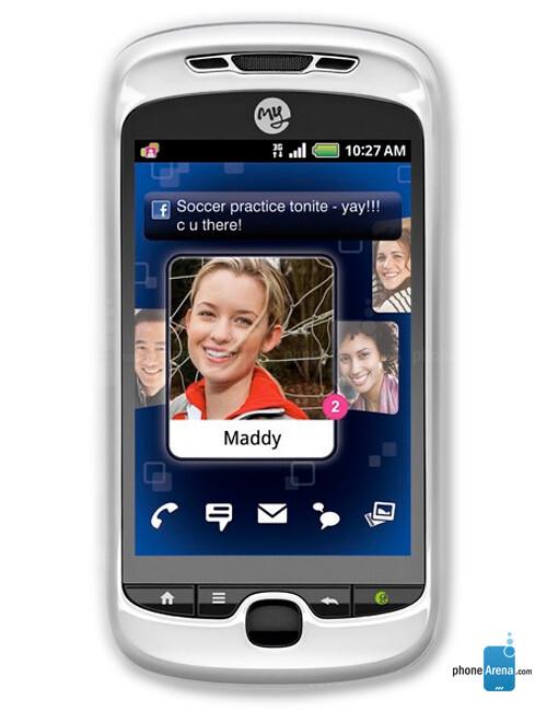 t mobile mytouch 3g slide photos rh phonearena com T-Mobile HTC Magic T-Mobile HTC Magic