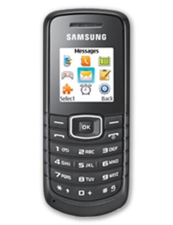 Samsung E1086L