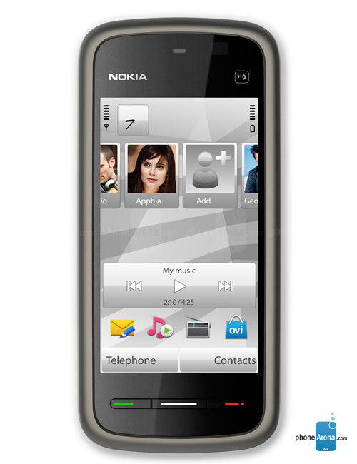 Nokia 5228: Features and Features