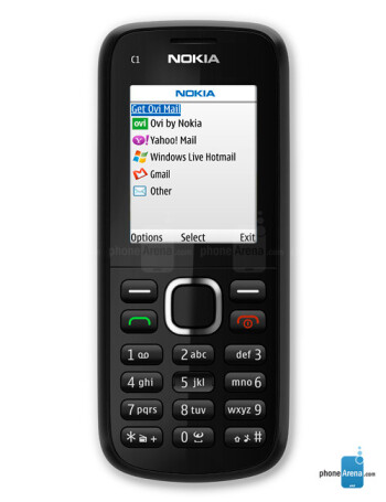 Nokia C1-02 American version