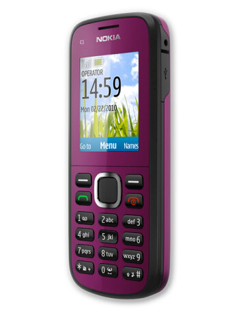 Nokia C1-02 American version