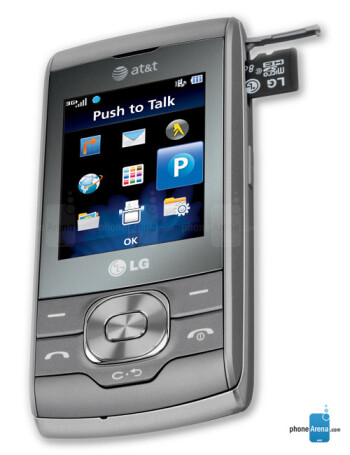 lg gu292 specs rh phonearena com LG Cell Phone Manuals LG Cell Phone Operating Manual
