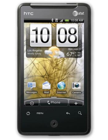 HTC Aria specs