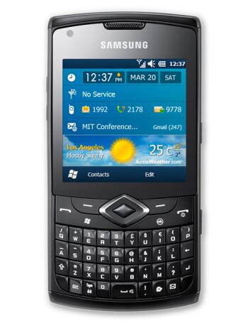Samsung OMNIA Pro 4