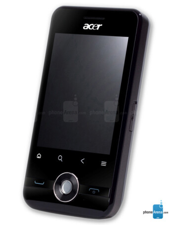 Acer beTouch E120 American version