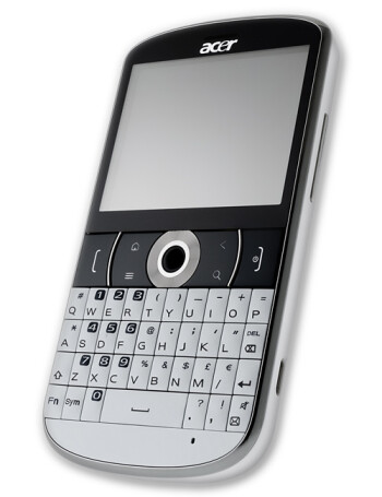 Acer beTouch E130 American version