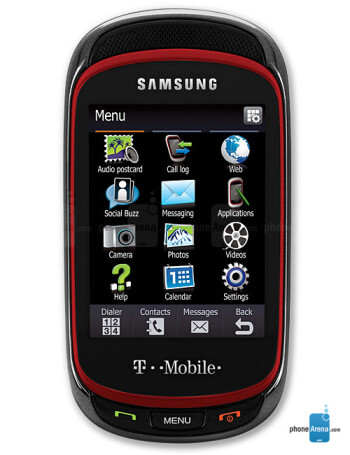 samsung gravity t manual user guide rh phonearena com Samsung Gravity Screen Android Samsung Gravity Smart T589