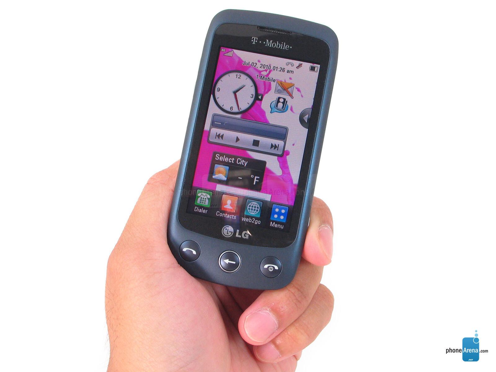 lg sentio photos rh phonearena com LG Sentio Wi-Fi LG Nitro HD