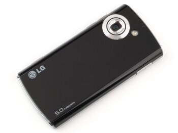 LG Viewty Snap