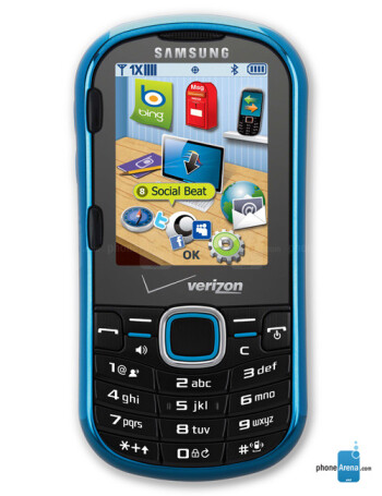 samsung intensity ii manual user guide rh phonearena com Samsung Phones Samsung Intensity 2 Cases
