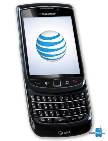 RIM BlackBerry Torch 9800