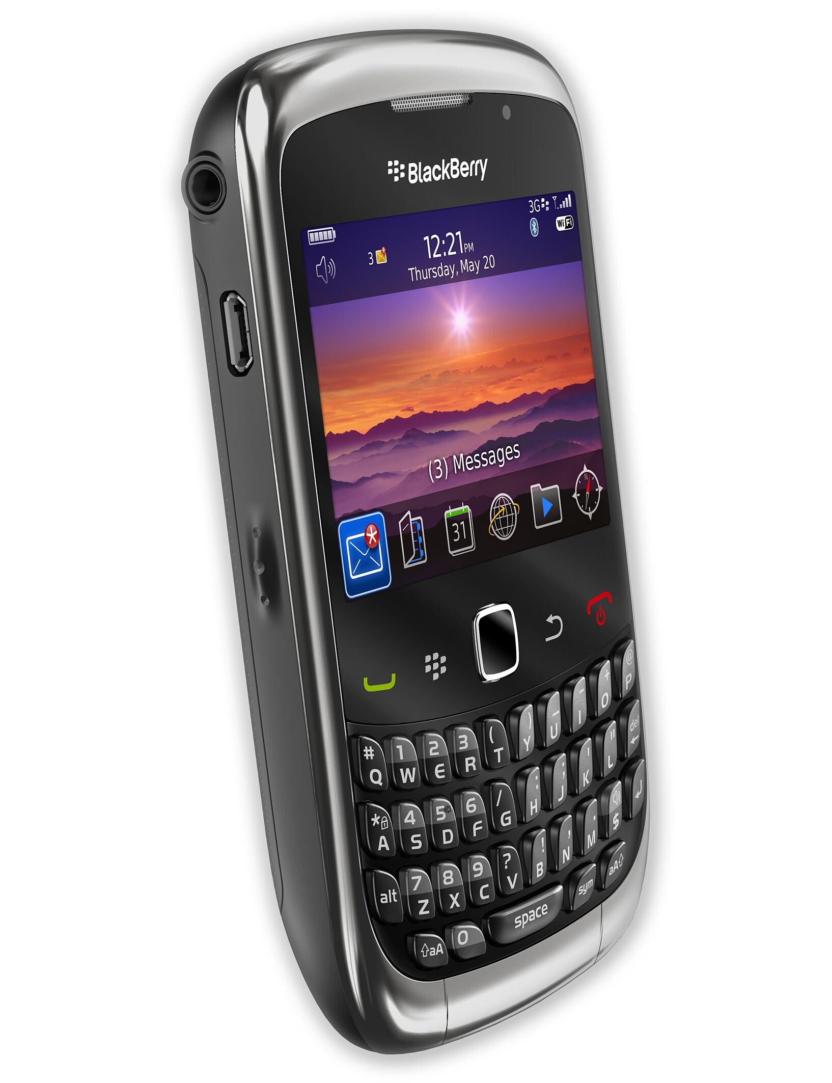 BlackBerry Curve 3G sp...