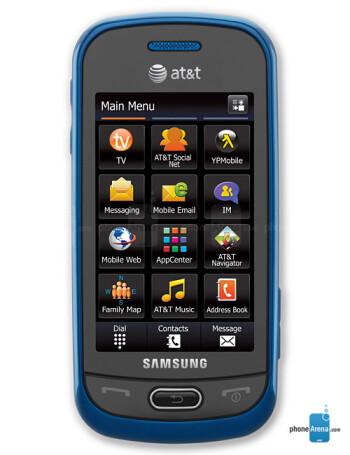 samsung eternity ii specs rh phonearena com AT&T Samsung Eternity Eternity II A597