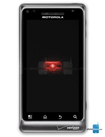 Motorola DROID 2 specs