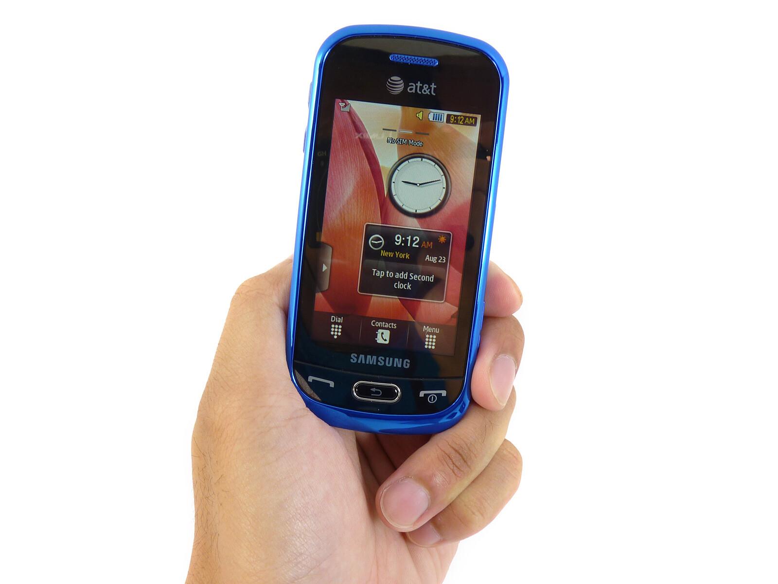 samsung eternity ii photos rh phonearena com Samsung Galaxy S4 Diamond Cases Samsung Eternity A867