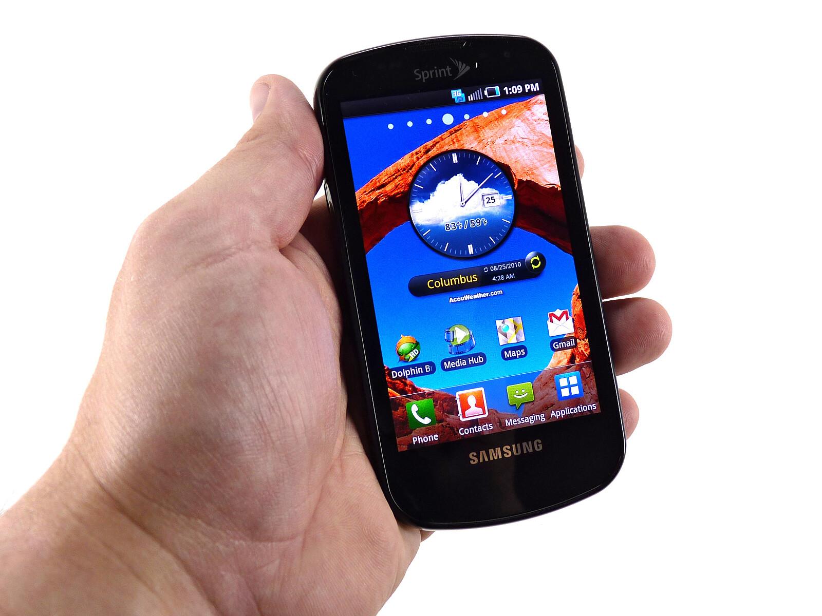 Samsung Epic 4g Full Specs